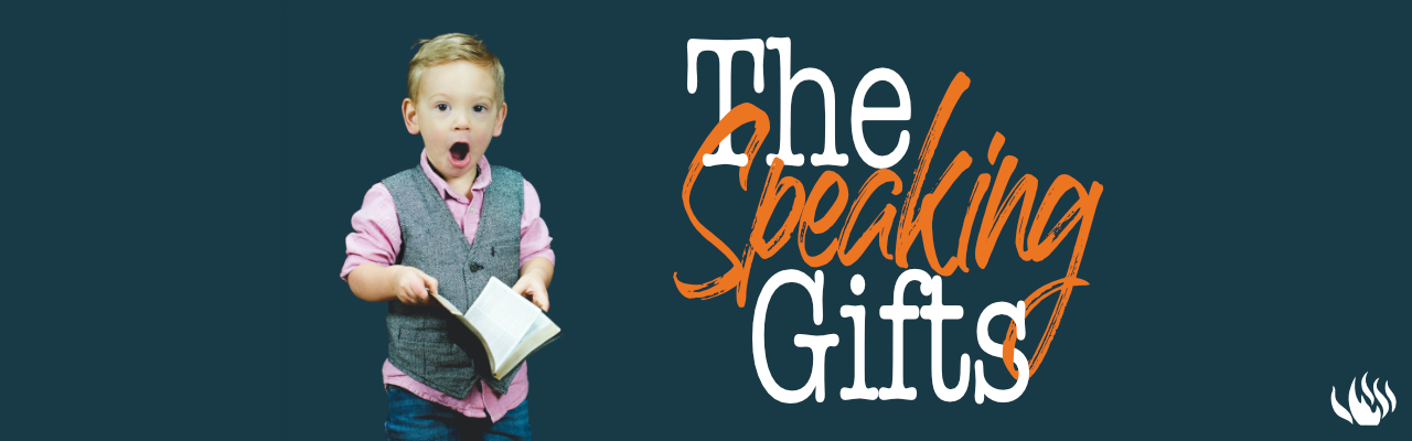 The Speaking Gifts title image